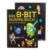 Das 8-bit-Ausmalbuch: Macht's euch bunt!