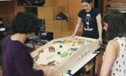 Flipper für zwei Spieler: Kuriose Pinball-Maschine im Eigenbau