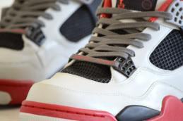 Jordan NES IV. (Foto: Freaker Sneaks)