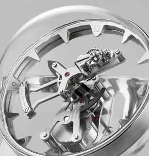 Octopod Clock. (Foto: MB&F und L'Epée 1839)