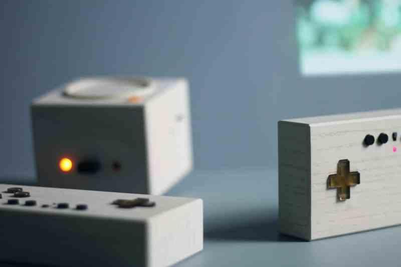 Beamer und Controller sind integriert. (Foto: Love Hultén)