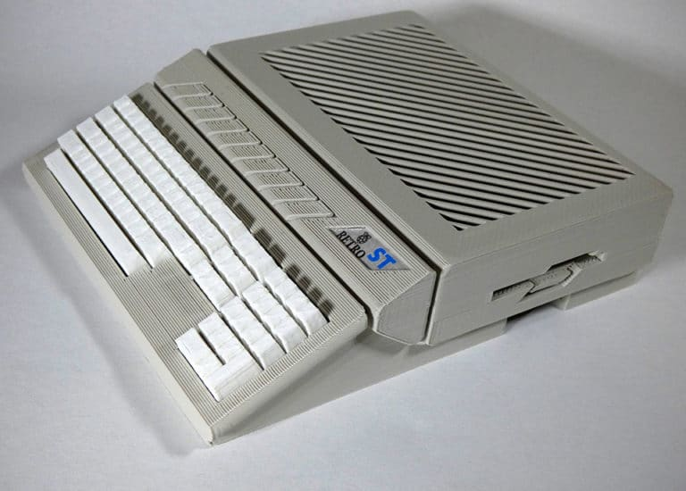 Atari ST gefällig? (Foto: RetroPiCases)