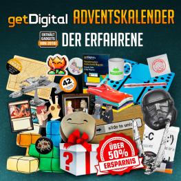 GetDigital Adventskalender. (Foto: GetDigital)