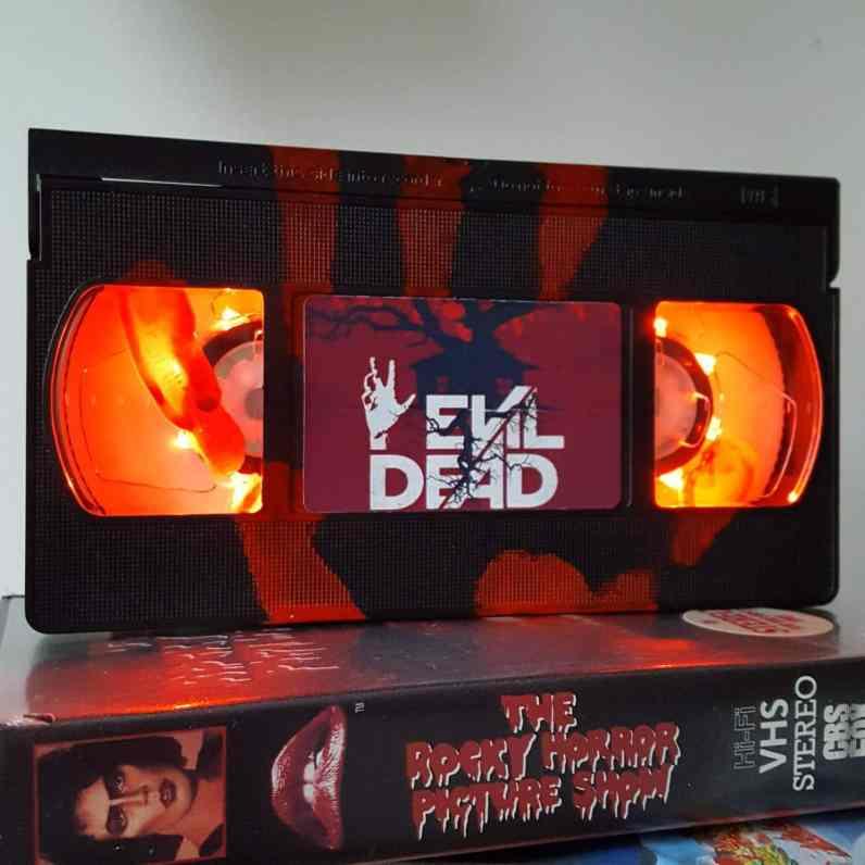 Retro VHS Lampen. (Foto: Etsy)