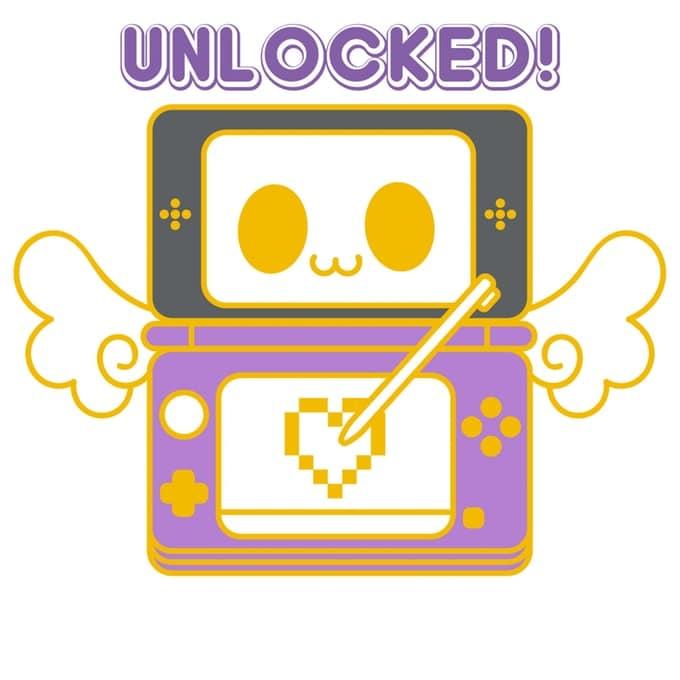 Kawaii Magical Video Game Pins. (Foto: Kickstarter)