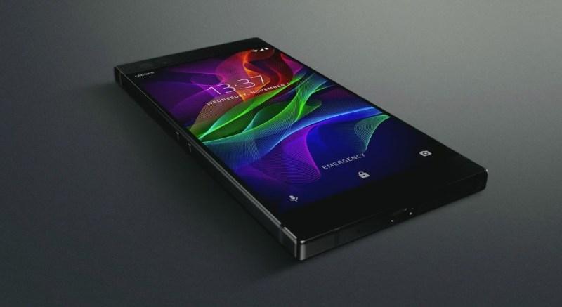 Muss es das Razer Phone sein? (Foto: Razer)