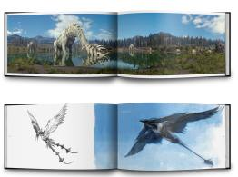 The Art & Design of Final Fantasy XV. (Foto: Cook & Becker)