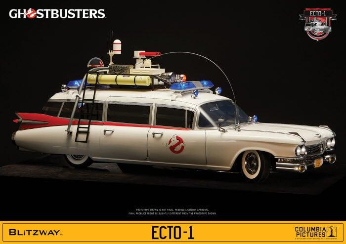 ghostbusters ecto 1 replik zum horrorpreis. Black Bedroom Furniture Sets. Home Design Ideas