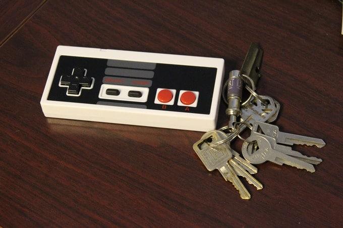 Etwas zu groß für den Schlüsselanhänger. (Foto: Phantom F)