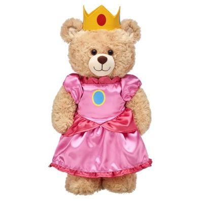 Prinzessin Peach. (Foto: Build A Bear)