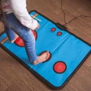 Retro Gaming Mat: In dieser Tanzmatte stecken 140 Spiele