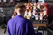 Furby Orgel: Kuschelmonster werden zu einem Musikinstrument
