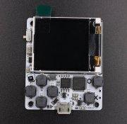 µGame 10 Game Console Kit: Micro-Spielkonsole zum Basteln