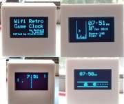 WIFI Retro Game Clock: DIY-Uhr für Nostalgiker
