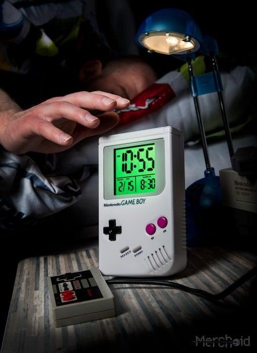 Lasst euch von einem Gameboy wecken. (Foto: Merchoid)