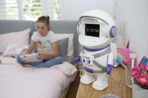 Gibt es natürlich auch als Roboter. (Foto: GoSave Inc.)