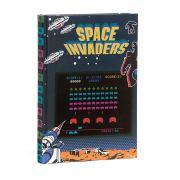Space Invaders: Euer Tagebuch für die Alien-Invasion