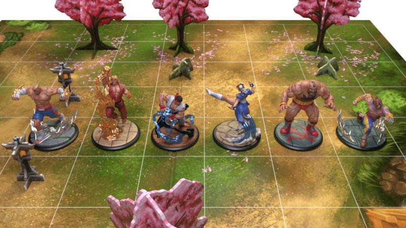 Highlights sind die Figuren. (Foto: Jasco Games)