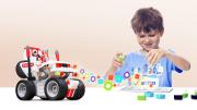 Tinkamo: Baut Roboter aus Pappe und LEGO
