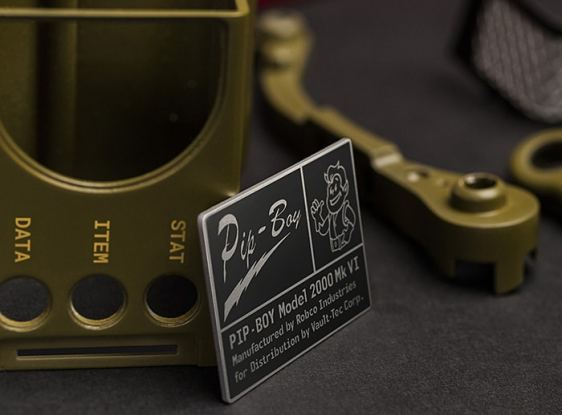Fallout 76 Pip-Boy Construction Kit. (Foto: ThinkGeek)