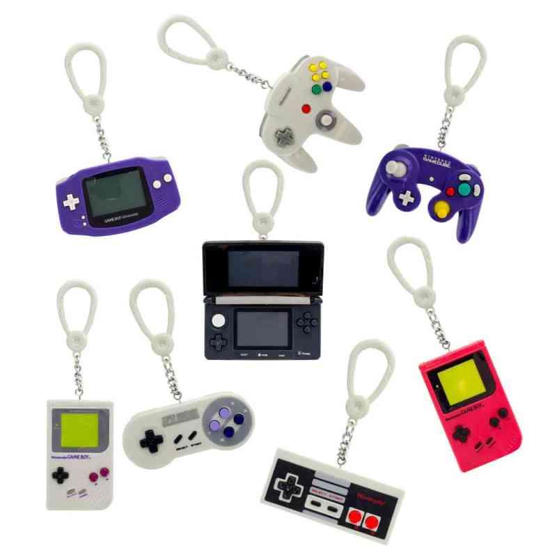 Das sind die Nintendo Anhänger für den Rucksack. (Foto: GetDigital)