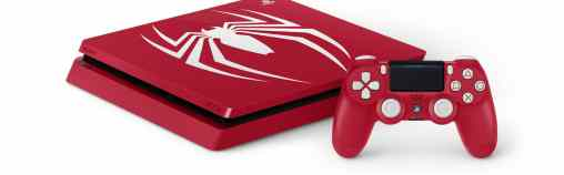 PS4 im Spider-Man-Design. (Foto: Sony)