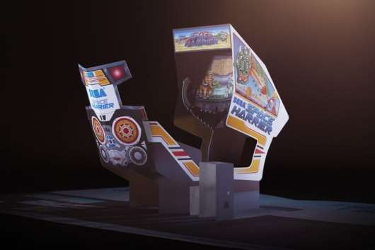 SEGA Arcade: Pop-Up History. (Foto: Read-Only Memory)