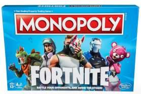 Fortnite Monopoly. (Foto: Hasbro)