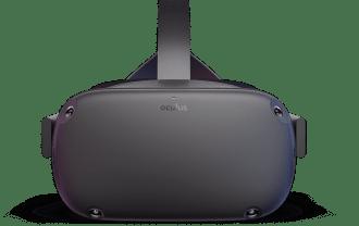 Die Brille. (Foto: Oculus VR)