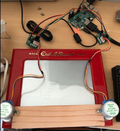 Das wird durch einen Raspberry Pi möglich. (Foto: Sunny Balasubramanian)