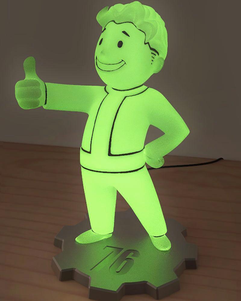 Er leuchtet! (Foto: Geekstore)