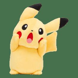 Pokémon Der Schrei Pikachu-Kuscheltier. (Foto: Pokémon Company)
