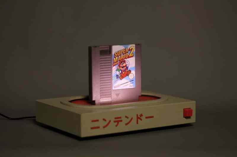 Pyua ist eine NES-Konsole. (Foto: Love Hultén)