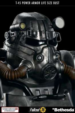 Fallout 76 T-45 Powerrüstung. (Foto: Gaming Heads)