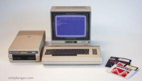 Der C64. (Foto: Rocky Bergen)