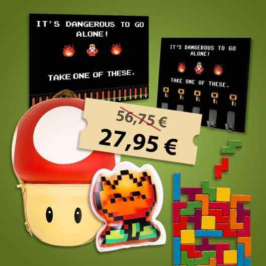 Die Retro Geschenkebox. (Foto: GetDigital)