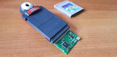 Auf der einen Seite das Modul einstecken, auf der anderen Seite das USB-Kabel. (Foto: GamingGadgets.de)
