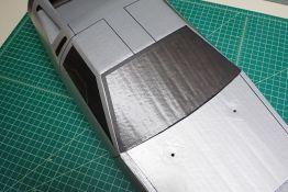 DIY DeLorean. (Foto: Instructables)