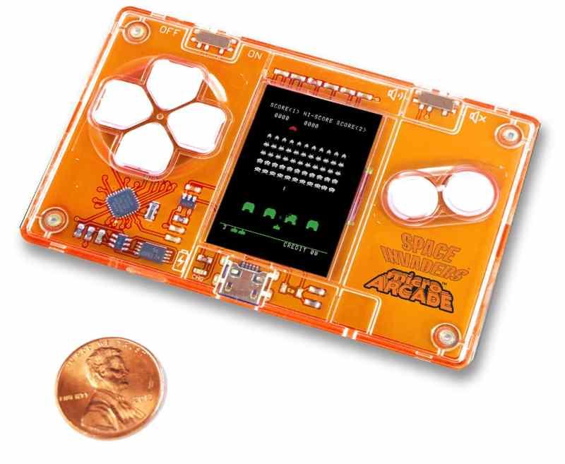 Micro Arcade ist echt winzig. (Foto: Super Impulse)
