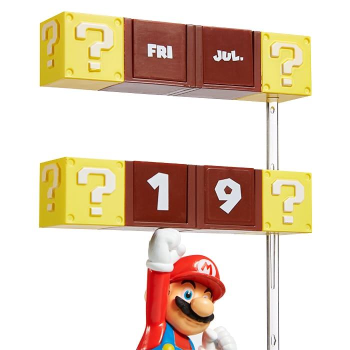 Super Mario Kalender. (Foto: ThinkGeek)