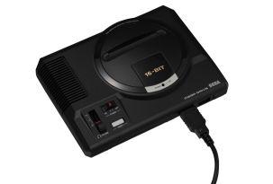 Mega Drive Mini. (Foto: SEGA)