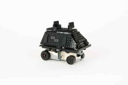 Der Maus-Roboter. (Foto: LEGO)