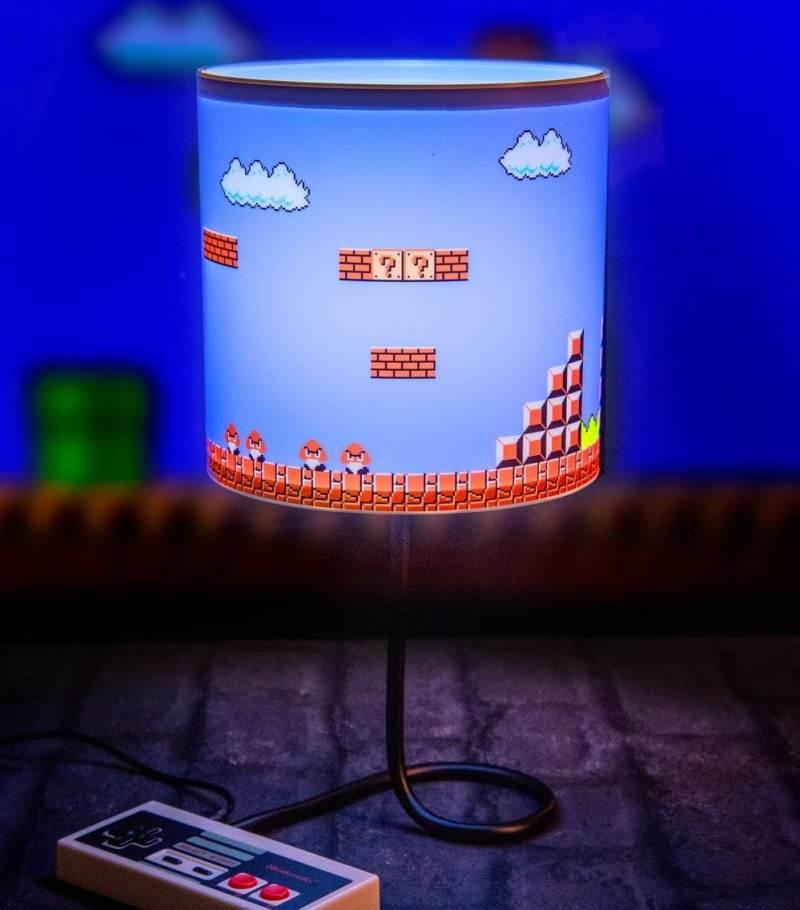 Das ist die NES Controller Lampe. (Foto: Merchoid)