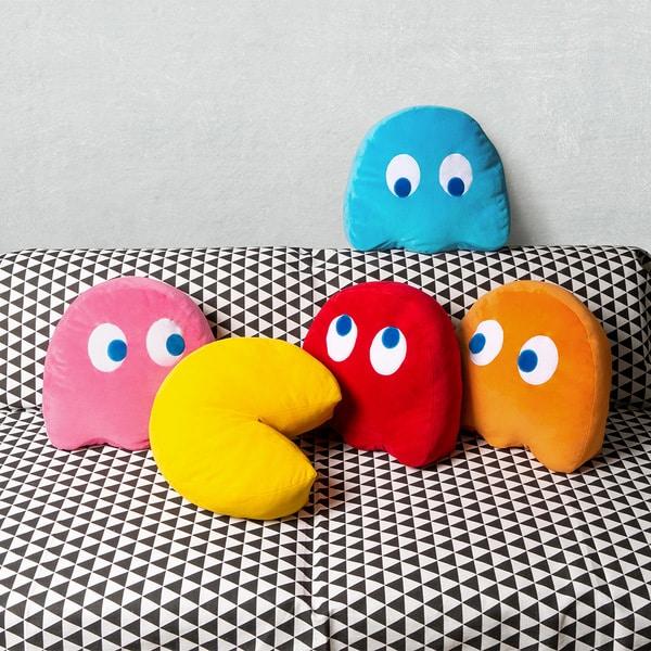 Sind das nicht süße Pac-Man-Kissen? (Foto: Balvi)