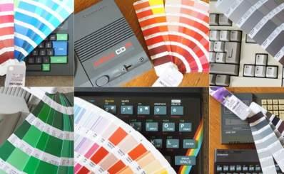 Retro-Tastaturen. (Foto: Simulant)