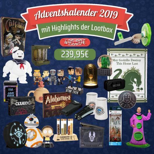 GetDigital Adventskalender 2019. (Foto: GetDigital)