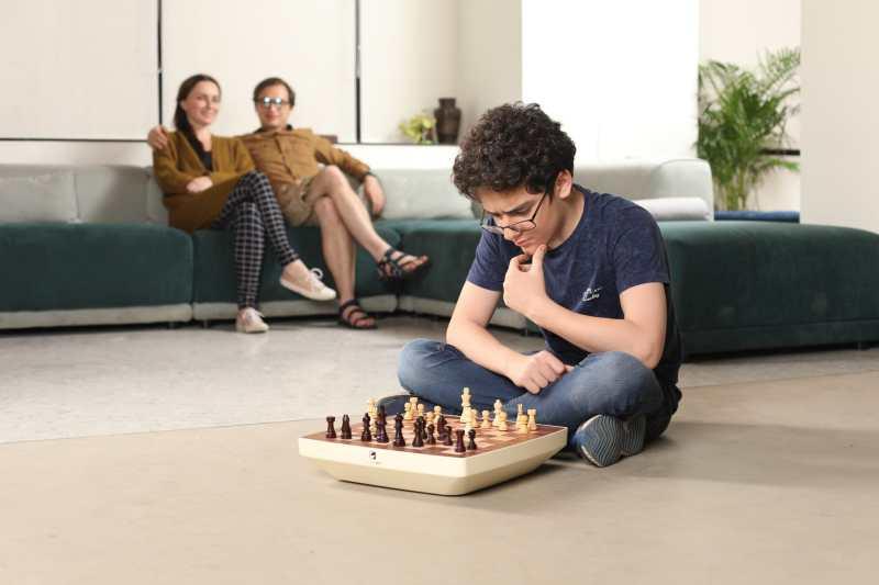 Spielt alleine oder gegen Freunde aus dem Internet. (Foto: InfiVention Technologies)