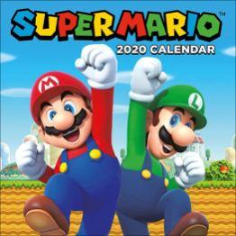 Mario 2020 Kalender (Foto: Nintendo)