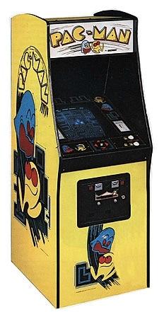 Der legendäre Pac-Man-Automat. (Foto: Wikimedia)