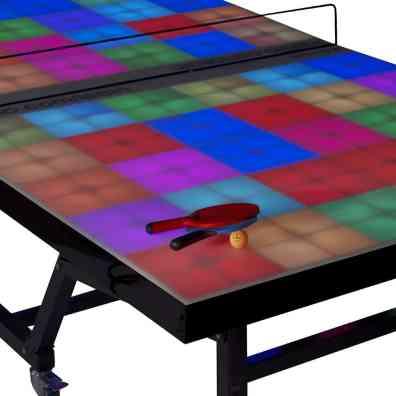 De-Illuminating Table. (Foto: Hammacher Schlemmer)